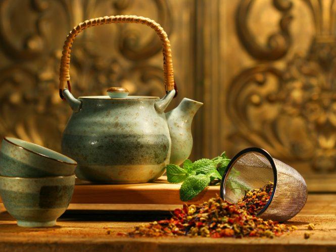 Breve storia del tè